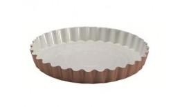 BIO Kerámia tepsi torta COPPER LINE 28x5x2,8 cm