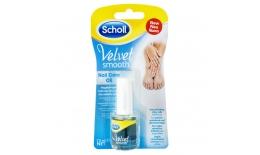 Scholl Velvet Smooth körömápoló olaj