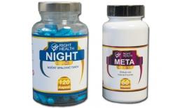 NIGHT BURNER fogyokuras étrend kiegészító