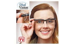 Állítható dioptriájú szemüveg Dial Vision Zoom