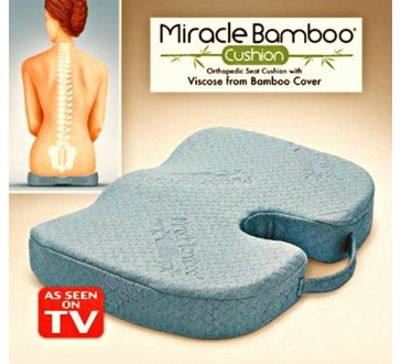 Miracle Bamboo Cushion kényelmi ülőpárna
