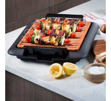 Smokeless Grill TITAN GOTHAM STEEL