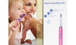 Sonic elektromos fogkefe