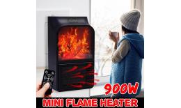 Flame Heater mini elektromos kandalló