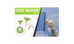 Különleges 4 részes teleszkópos ablaktisztító Pro Wiper