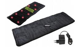 9 motoros fűthető vibrációs masszázs matrac távvezérlővel